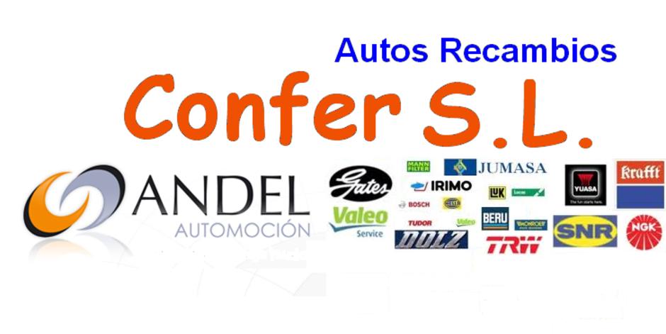 logotipo de AUTO RECAMBIOS CONFER SL